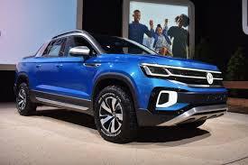 Volkswagen Tarok Pickup Truck Concept at 2019 New York Auto Show ...