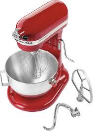 kitchenaid kv25g0xer professional 500 series stand mixer red kv25g0xer best