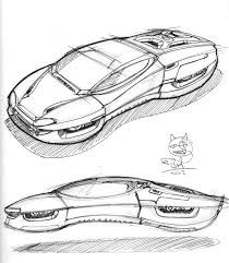 1185x1360 hover car weekend doodle 19102013 sci fi vehicles pinterest