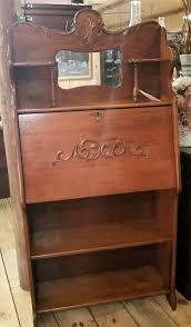 beautiful dropfront tiger oak larkin desk sold wren wood antiques