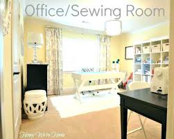 guest room and office. Craft Room Office Ideas And Guest Home Bedroom Decorating