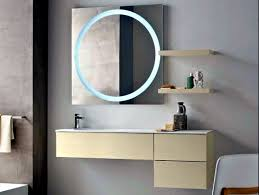 mirror with integrated lighting. Bathroom Mirror With Light As A Functional Decoration Integrated Lighting I
