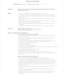 Administrative Assistant Skills Resume Sample Resume For Administration Administrative Assistant Job Resume