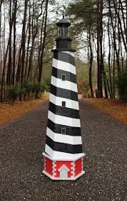more info plans to build a cape hatteras lawn lighthouse