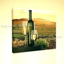 wine wall art arts metal bottle print abstract work wine