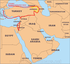 turkey middle east map. Interesting Map My Middle Eastern Genetic Panel Map In Turkey East D