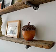 diy barn wood shelves 31 super cool diy reclaimed wood projects