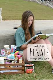 college finals are a very stressful and busy time for young s and the pressure