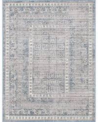 blue and grey rug as oriental rug