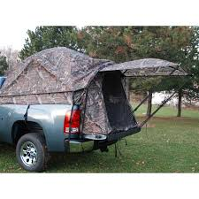 Napier Sportz CAMO Truck Tent for Your PickUp Trip 2 Person Camping ...