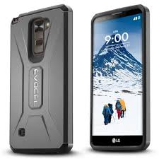 lg ls775. evocel lg stylo 2 x-generation series charcoal case lg ls775 t