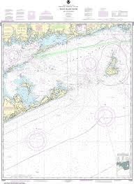 Noaa Nautical Chart 13205 Block Island Sound And Approaches