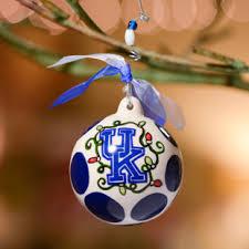 Personalized University of Kentucky Christmas Ornament on Etsy, $19.95