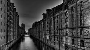 background image black and white. Exellent Image Preview Wallpaper Black White Building Tall River Bridge Night In Background Image Black And White A
