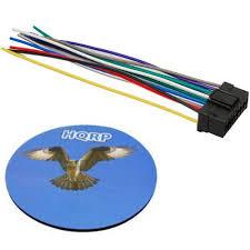 jvc kd s580 wiring harness jvc image wiring diagram amazon com hqrp 16 pin jvc car stereo radio head unit wire wiring on jvc kd