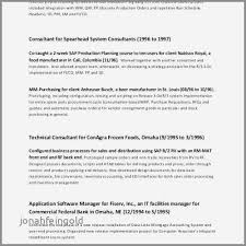 Bank Manager Resume Interesting Resume Objective For Management Inspirational Bank Account Manager