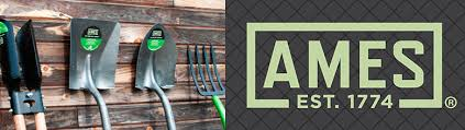ames garden tools. Exellent Tools 4 Ames Tools Hanging On A Wood Plank Wall  Post Hole Digger Two Intended Garden Tools