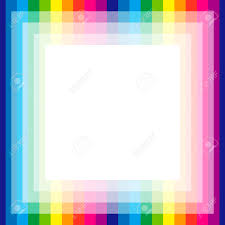 Background Material Wallpaper, Rainbow ...