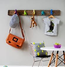 Diy Kids Coat Rack Gorgeous DIY Hooks Ideas Ingeniosas Pinterest Diy Hooks Create And
