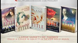 pre made book covers by frina