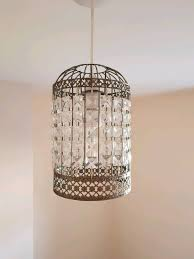 birdcage light fitting lampshade