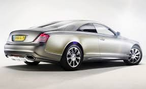 Coachbuilt Xenatec Maybach Coupe Looks Better than the Sedan | Car ...
