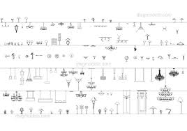 lamps dwg cad file free
