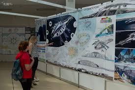 Лучшие дипломные работы архитекторов и дизайнеров представили в  Проект демонстрационного центра морских технологий во Владивостоке ru