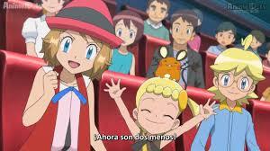 Pokemon XY&Z Capitulo 34 en Sub-Español!! - PKM: Ash and Serena =  Amourshipping
