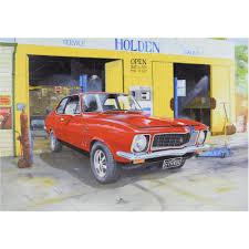 Torana GTR XU1 Garage Tin Sign
