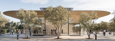 new apple office cupertino. Apple For Visitors: The New Visitor Centre In Cupertino Office M