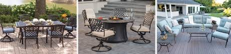 Aluminum Patio Furniture in PA & NJ