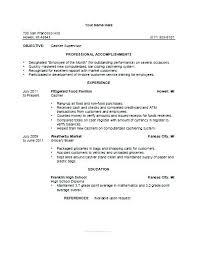 Cashier Responsibilities Resume Cashier Duties And Responsibilities ...