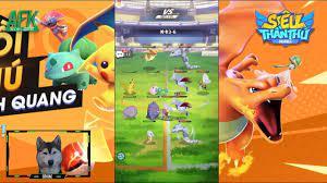 Siêu Thần Thú Mobile game Pokemon đấu tướng rảnh tay về Việt Nam