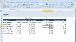 How To Use Currency And Accounting Formatting In Excel 2007 Excel 07 010