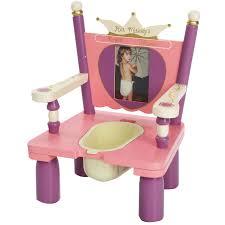 girls potty chair her majestys throne princess wooden potty chair girls potty chair