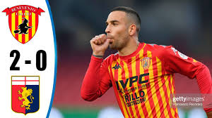 Benevento vs Genoa 2-0 All Goals & Highlights 20/12/2020 HD - YouTube