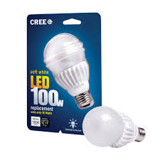 Cree Led Light Bulbs Replacement Cree Makes The Biggest Thing Since The Light Bulb Brighter