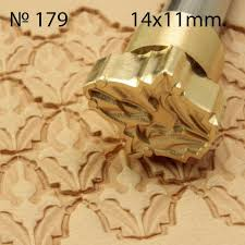 details about leather stamp tool crafting crafts brass saddle making stamps 179