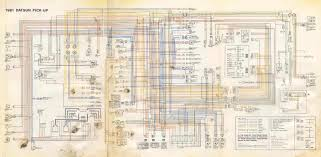 datsun pickup 1981 complete wiring diagram all about wiring diagrams datsun pickup 1981 complete wiring diagram