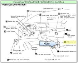 infiniti g sedan fuse box wiring diagrams online