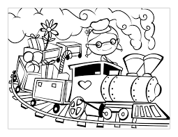 Free printable train coloring pages for kids. Free Printable Train Coloring Pages For Kids