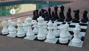 garden chess set. 64cm Large Garden Chess Set *SOLD OUT - Next Stock Again Middle May* T