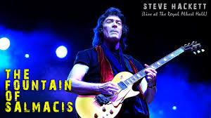 <b>Steve Hackett - The</b> Fountain of Salmacis (Live at The Royal Albert ...