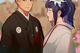 Wallpaper Naruto Naruto Dan Hinata Romantis