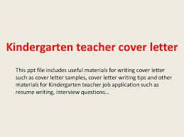 Kindergarten Teacher Resumes     Resume Sample Teacher Job     A  Resumes for Teachers