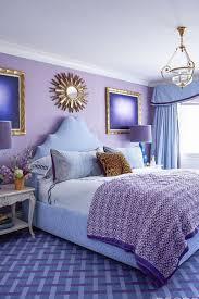 Blue Purple Bedroom Ideas
