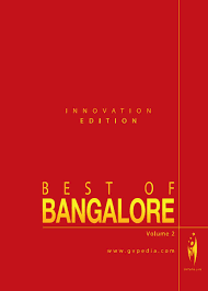 Best Of Bangalore Innovation Edition By Sven Boermeester Issuu