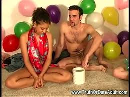 True or dare anal game