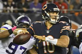 Vikings 2017 Depth Chart Vikings Vs Bears 2017 Live Updates Scores Highlights And